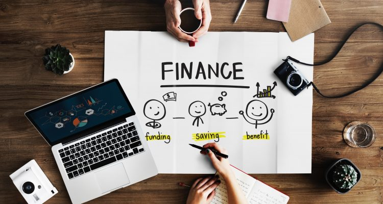 organizando o setor financeiro das empresas