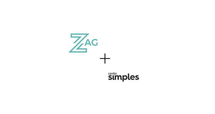 parceria zag e conta simples